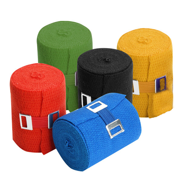 X-LITE® Mixed Color Elastic Support Bandage