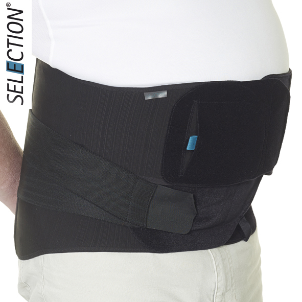 SELECTION® Wide Back Support