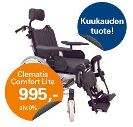 Clematis Comfort Lite 955,-
